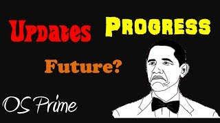 Updates, Progress, Future || OS Prime RSPS