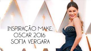 Make Oscar 2016 - Sofia Vergara