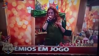 Jorge Guerreiro - Somos Portugal TVI (Wonderland Lisboa) - Ninguém pára essa mulher - 11/12/2016