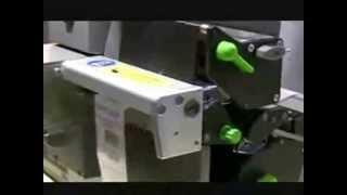 Cab XD4 drukarka etykiet z dwustronnym znakowaniem materiału