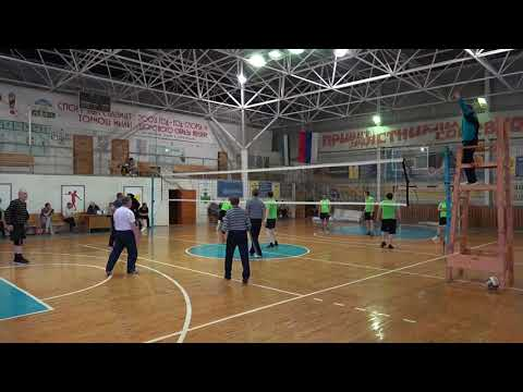 Волейбольный турнир в Калтасинском районе