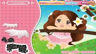 Adorable Baby Fairy - Baby Games Moive for Kids 2014 - Fair Fun Video
