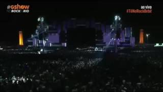 System of a down __Aerials rock in rio 2015