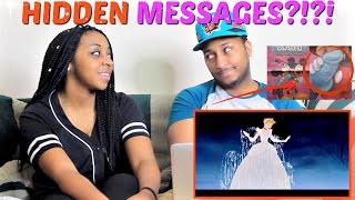10 Disney Princess SECRETS Only Adults Will Notice! REACTION!!!