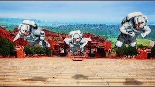 Big Gigantic - Rowdytown VII 3D