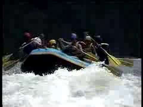 New River Whitewater Rafting