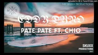 EDDY DYNO FT. CHIO - PATE PATE