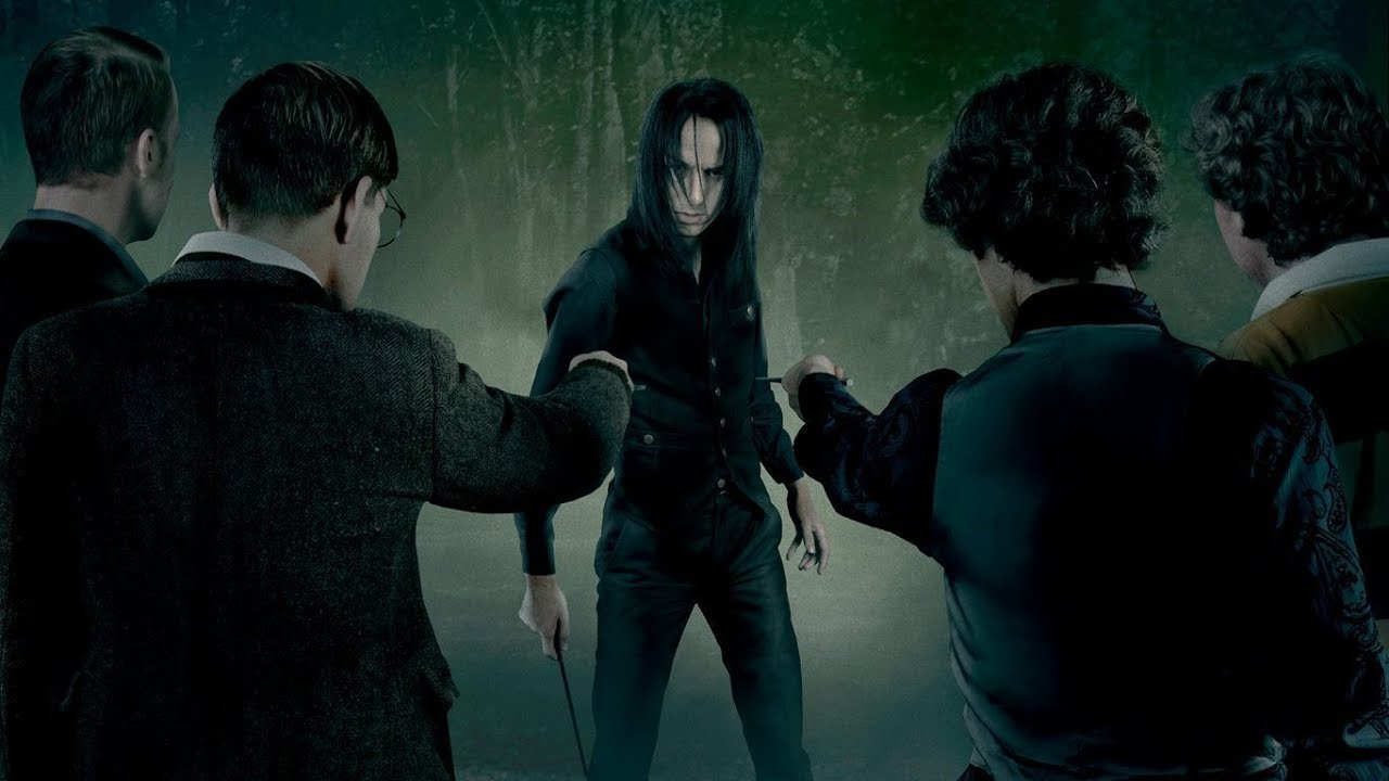 Severus Snape and the Marauders - Harry Potter Prequel