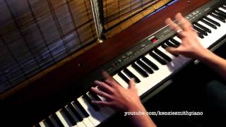 Shingeki no Kyojin - Opening 1 - Guren no Yumiya [Piano Solo]