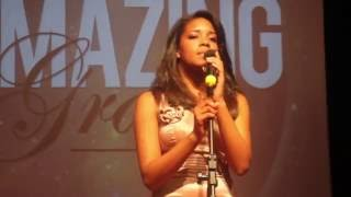 Amazing Grace -  Whitney Houston (Cover) - [Audição EMPM 2014]