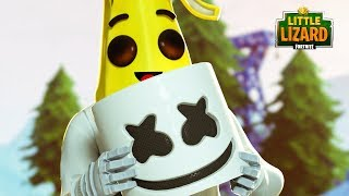PEELY STEALS MARSHMELLO'S SUIT...