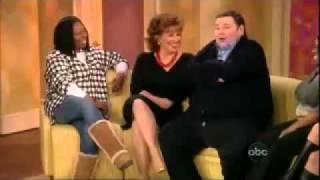John Pinette Talk Show Appearance December 2008