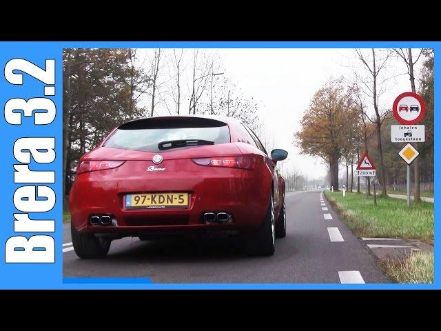 Alfa Romeo Brera 3.2 V6 JTS Q4 (939)