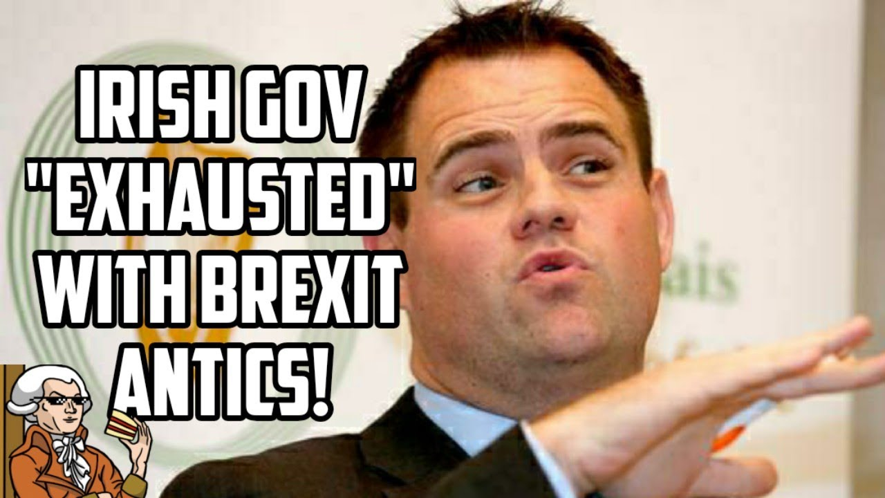 Irish Government Exhausted With Brexit Minister's Antics Over Northern Ireland Protocol