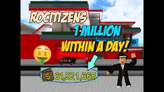 hacks for rocitizens on roblox