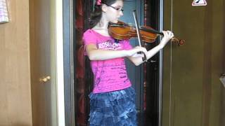Pink -- Funhouse(Violin Cover)