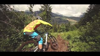 Maurin Trocello Rips Down Rooty Galibier Singletrack | Focus 311, Ep. 3