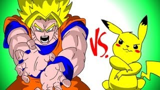 GOKU vs EVERYBODY UCF7.3 - PIKACHU