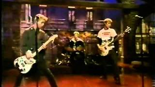 Green Day - Basket Case [Live @ Letterman 1994]