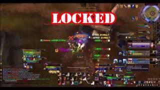 3v3 - Vanguard's Cleave Game Plays (World of Warcraft: Legion 7.1)