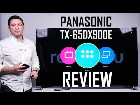 UNBOXING & REVIEW - Panasonic TX-65DX900E