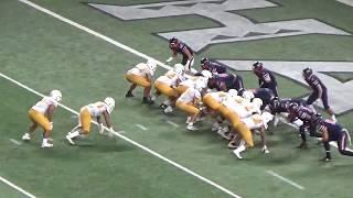 Saint Louis 31, Mililani 10: Gabriel 1-yard TD run, 5:32, Q3