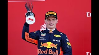 Max Verstappen Driver Formula 1 One Grand Prix GP Full Car Race Live News Highlights