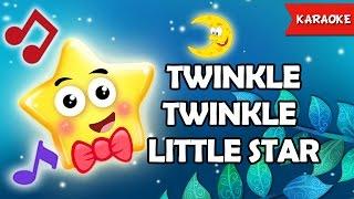 Twinkle Twinkle Little Star Lyrics - Karaoke Songs for Children