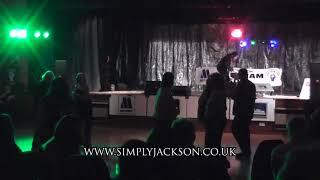 Simply Jackson : Number One Michael Jackson Tribute Act Wrexham 2019