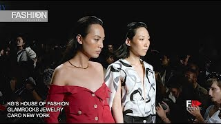 KG`S HOUSE OF FASHION - FLYING SOLO SS 2020 New York - Fashion Channel