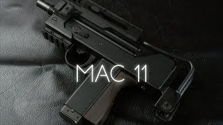 "Hard Trap Beat Instrumental - ""Mac 11"" Rap Hip Hop Freestyle Beats (Aycfel Beats)"