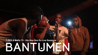 T-REX & Mafia 73 - Hip Hop Sou Eu Live Session