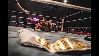 Defiant Wrestling #2: Episodio completo