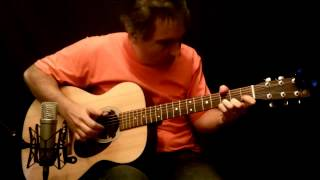 Money for Nothing Fingerstyle Acoustic Guitar (Dire Straits) x Diego Ruiz cover +tab