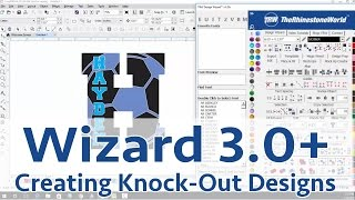 Creating Knock Out Design with the Wizard 3.0+