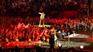 David Guetta feat Florida Starfloor 2011 Paris Bercy Live HD