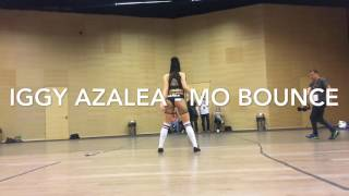 IGGY AZALEA - MO BOUNCE | TWERK BY DAHA ICE CREAM
