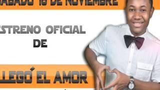 LLEGO EL AMOR ----- darkin peña (dj fulton)