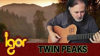 Twin Peaks - fingerstyle guitar