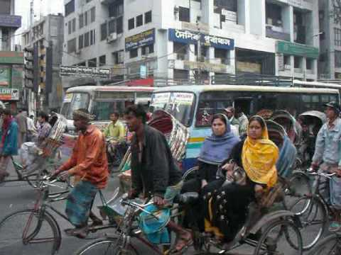Bangladesh: Dhaka Traffic