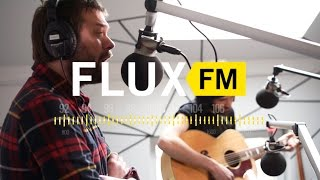 "Kasabian - ""Empire"" live @FluxFM (Iggy Pop Version)"