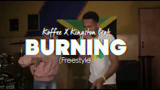 Beatbox cover | Burning by koffee