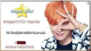 G-Dragon (권지용) – Super Star k-pop [german Sub] Mini Album: 'KWON JI YONG'