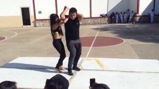 Pepe y Andrea La diabla Coreografia