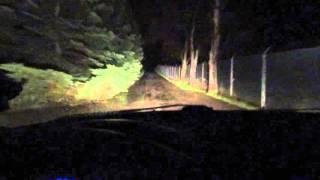 Xiu Xiu - Laura Palmer's Theme While Driving In A Rural Area!