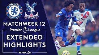 Chelsea v. Crystal Palace   PREMIER LEAGUE HIGHLIGHTS   11/09/19   NBC Sports