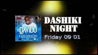 DAVIDO LIVE IN COLORADO PROMOTION