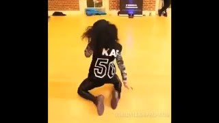 "AMAZING DANCE ROUTINE TO YO GOTTI ""DOWN IN THE DM"""