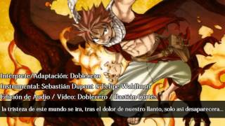 Fairy Tail Opening 3  FULL  Español Latino ~  FT HIGH