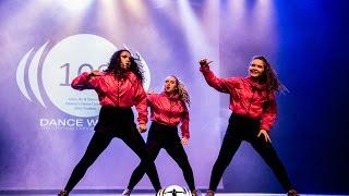 2016 - 2017 Qualifier 11 - Elien, Bo & Dominiky (Davinia's Dance Complex)